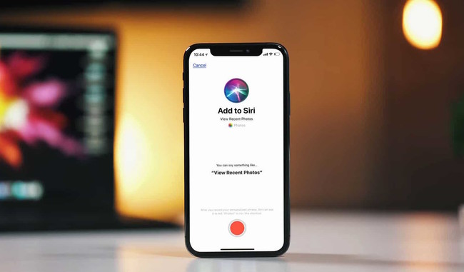 Siri Shortcuts en iOS™ 12