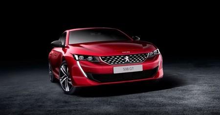 El nuevo Peugeot 508 se vuelve a escapar antes de tiempo, esta vez en 14 fotos