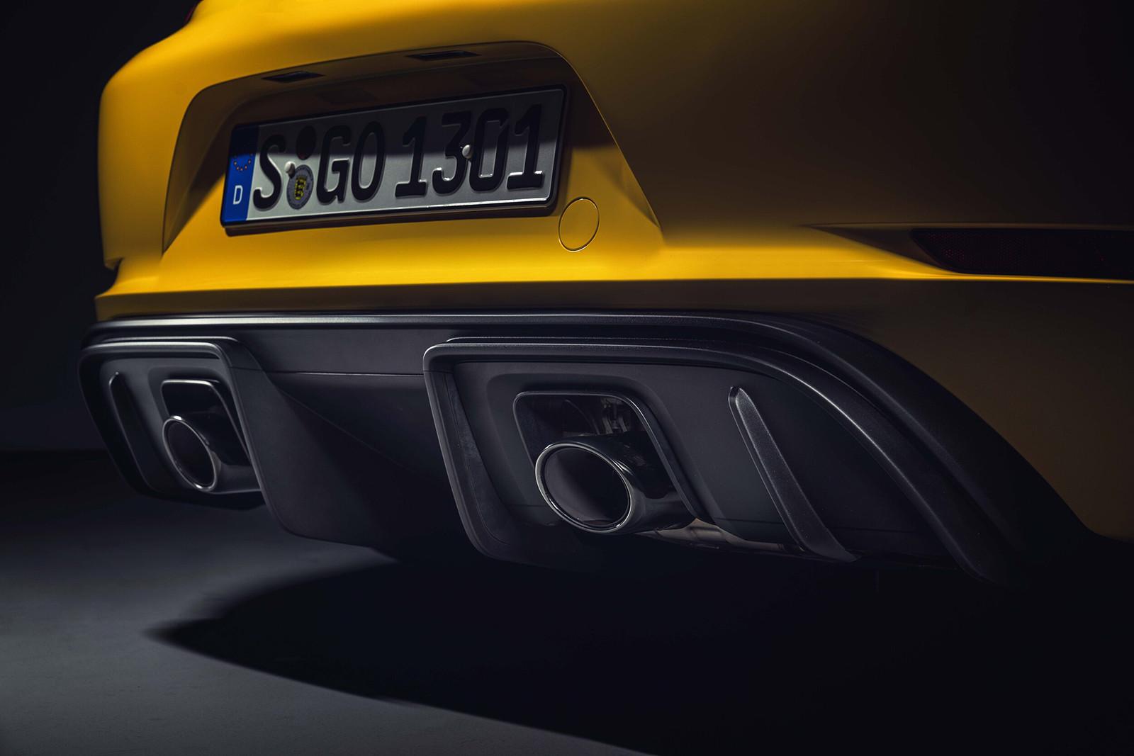 Porsche 718 GT4 2020