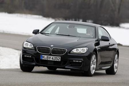 BMW 640d xDrive Coupé y Cabrio