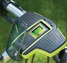 MP3 para usar con la bicicleta