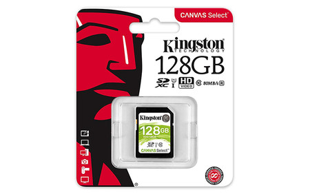 Kingston128 Caja