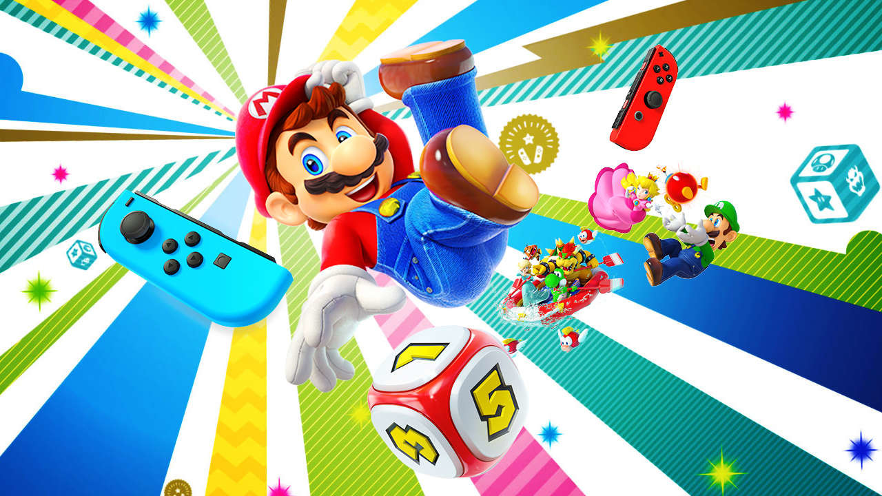 Los Mejores Juegos Para Disfrutar Con Tu Hijo O Tu Hermano Pequeño En Nintendo Switch