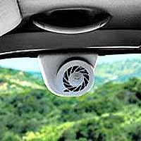 Ventilador solar para coches