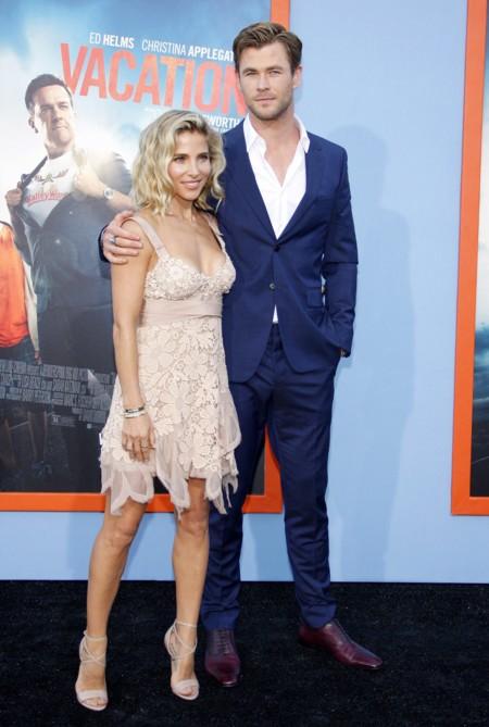 Chris y Elsa