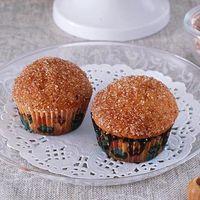 """Mini cupcakes """"dónut"""": receta para un bocadito muy goloso (aunque el nombre engañe un poco)"""