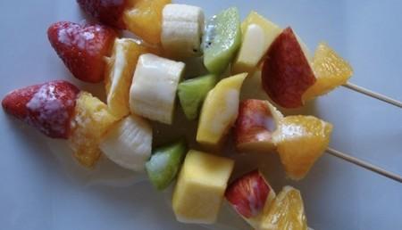 Brocheta Fruta