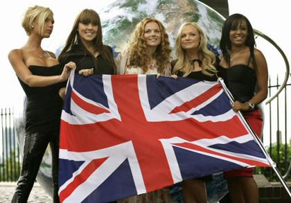 ¡Tiembla mundo! Las Spice Girls regresan