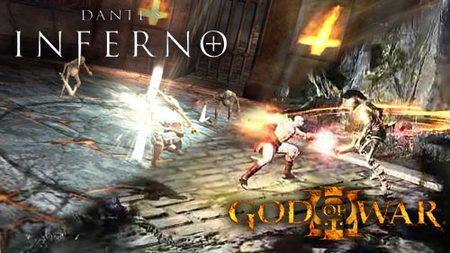 Al equipo de 'Dante's Inferno' no le importan las comparaciones con 'God of War III'
