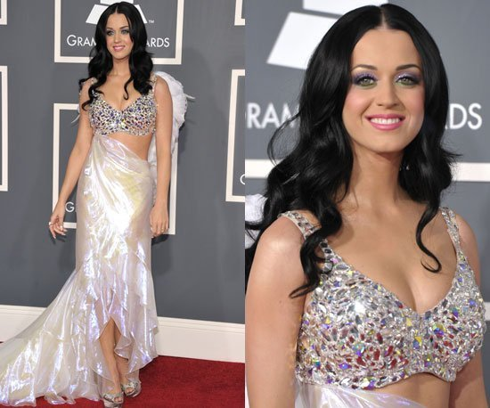 katy perry grammy 2011
