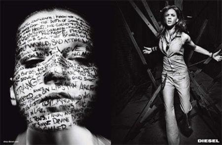 Campaña de Primavera-Verano 2009 de Diesel, el surrealismo más puro