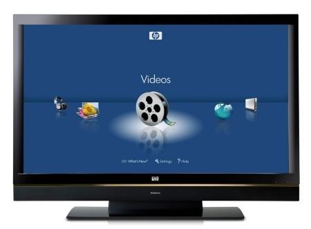 HP Mediasmart HDTV