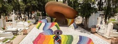 El peculiar Mausoleo del cantante José Alfredo Jiménez en Dolores Hidalgo, México