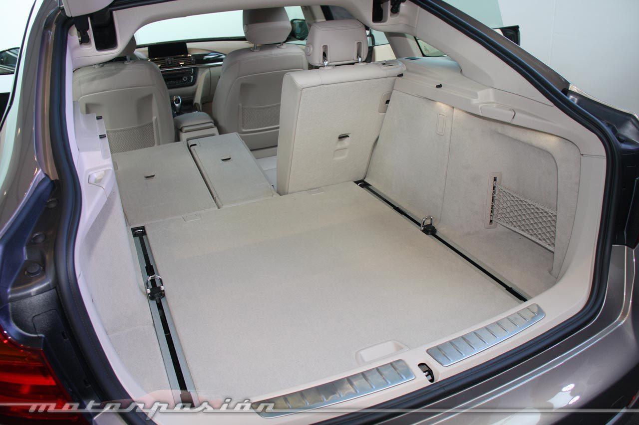 Foto de BMW Serie 3 GT (Presentación estática) (38/43)