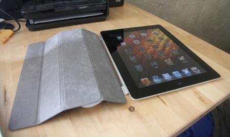 El próximo iPad puede venir acompañado de una funda que cubriría todo el tablet