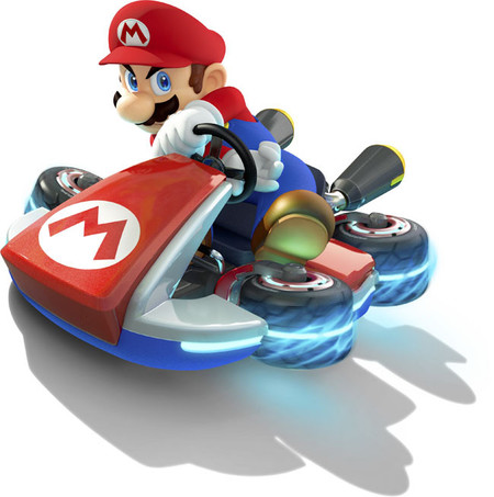 La alargada sombra de Mario Kart