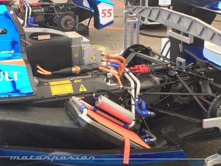 Baterias Formula E