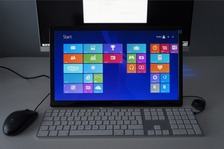 AOC E1759FWU, una pantalla USB que podría resultar interesante