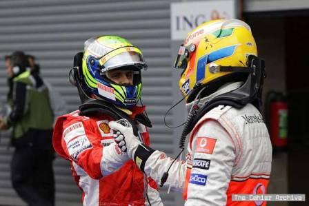 El 22-S se decidirá si la carrera de Spa la ganó Massa o Hamilton
