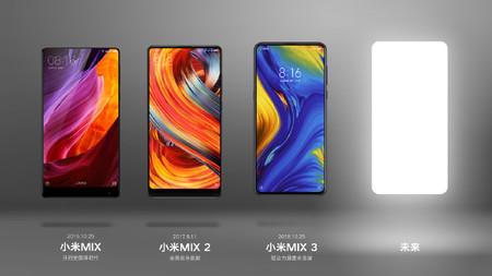 Xiaomi Mi Mix 4 Diseno Rumores