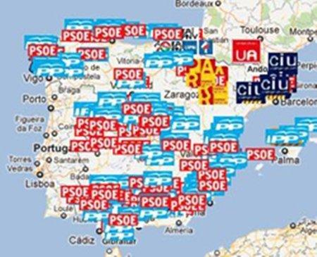 Notas de campaña [Revilla y #NoLesVotes, #siyofuerapresidente, encuestas y porras... ] #20N