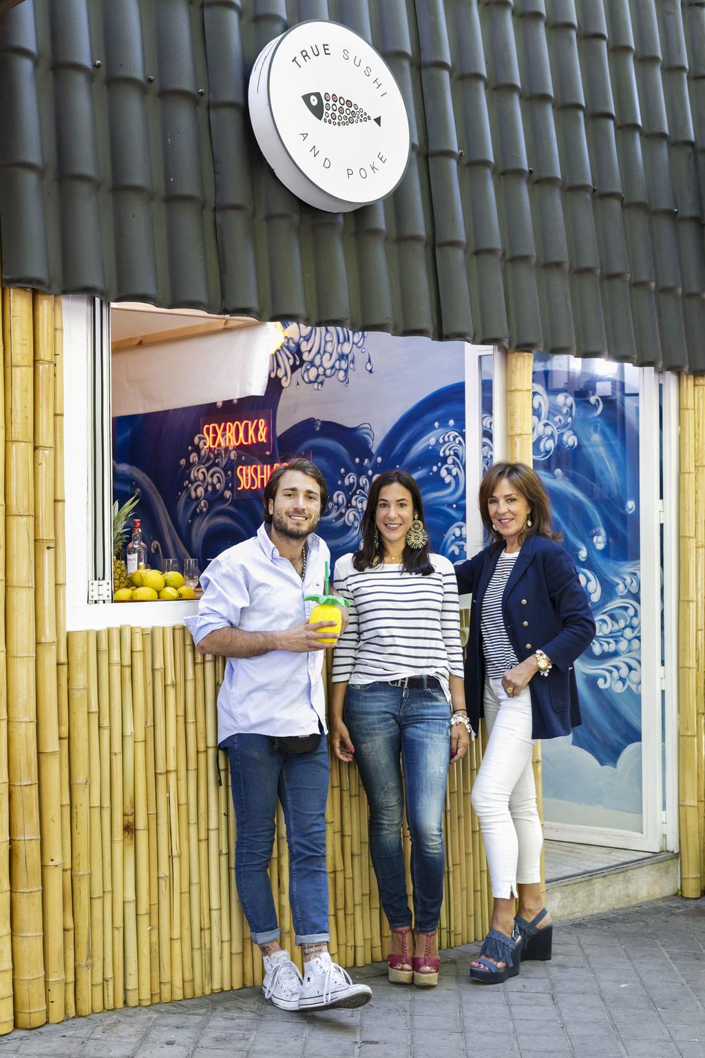 El True Sushi puede ser (en todos los sentidos) el restaurante más fresco de Madrid