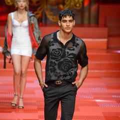 Foto 63 de 72 de la galería dolce-gabbana-desfile en Trendencias Hombre