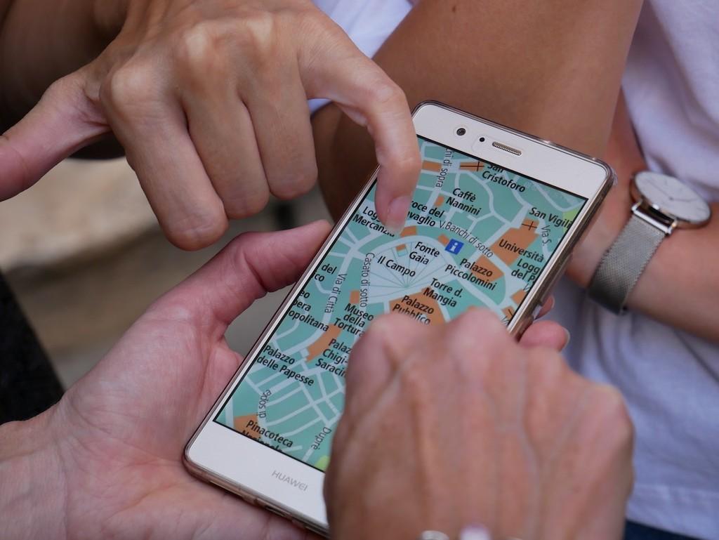 Nueve alternativas a Google Maps
