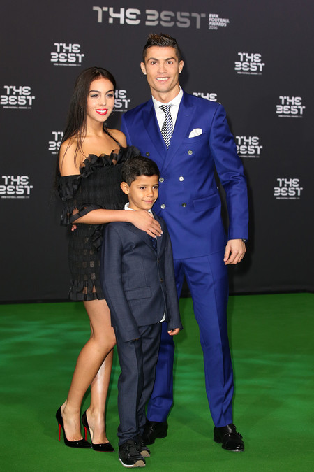 Cristiano Y Georgina The Best