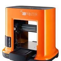 Impresora 3D XYZprinting da Vinci Mini por 229 euros
