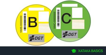 Distintivo ambiental: qué es, qué categorías hay y cómo saber el de tu coche con la matrícula