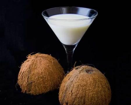 Pros y contras de la leche de coco