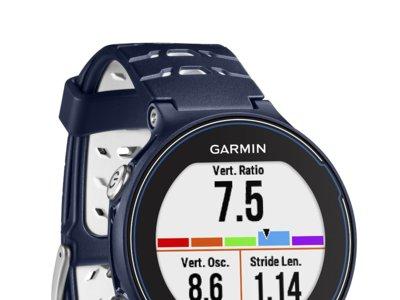 Reloj con GPS Garmin Forerunner 630 por 236 euros