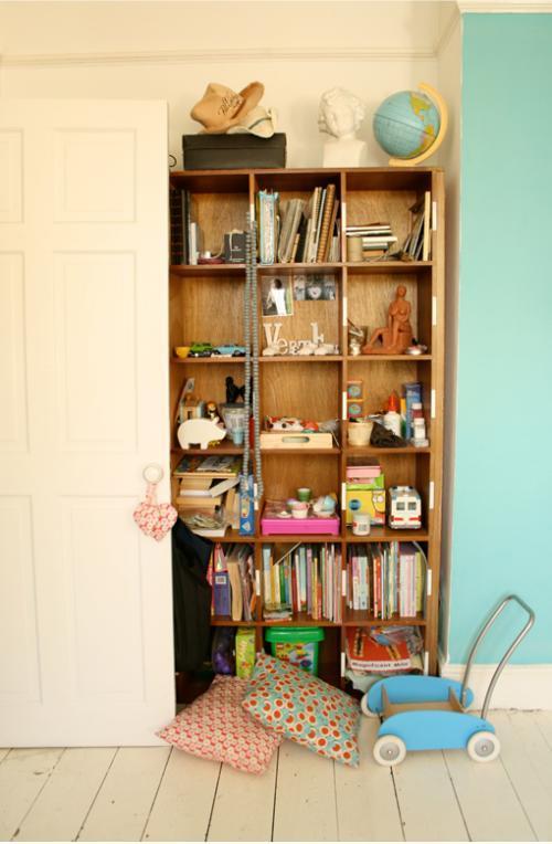 Errores de decoraci n obstaculizar la apertura de puertas - Puertas para estanterias ...