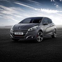 Despídete del turbo. El próximo Peugeot 208 GTi podría ser eléctrico
