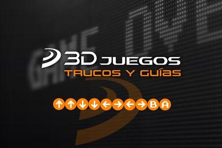 Bienvenidos a 3DJuegos Guías: el mejor lugar para encontrar guías y trucos de tus videojuegos favoritos