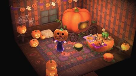 Animal Crossing: New Horizons: todas las recetas del set de calabazas y los materiales para fabricar los objetos
