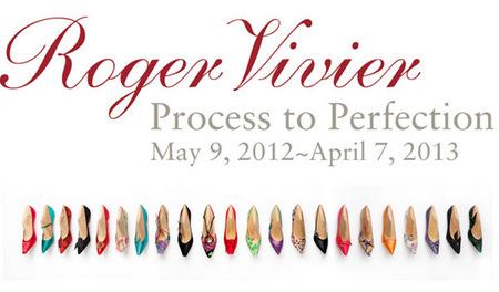 Roger Vivier: Process to Perfection, en el Museo Bata del calzado de Toronto