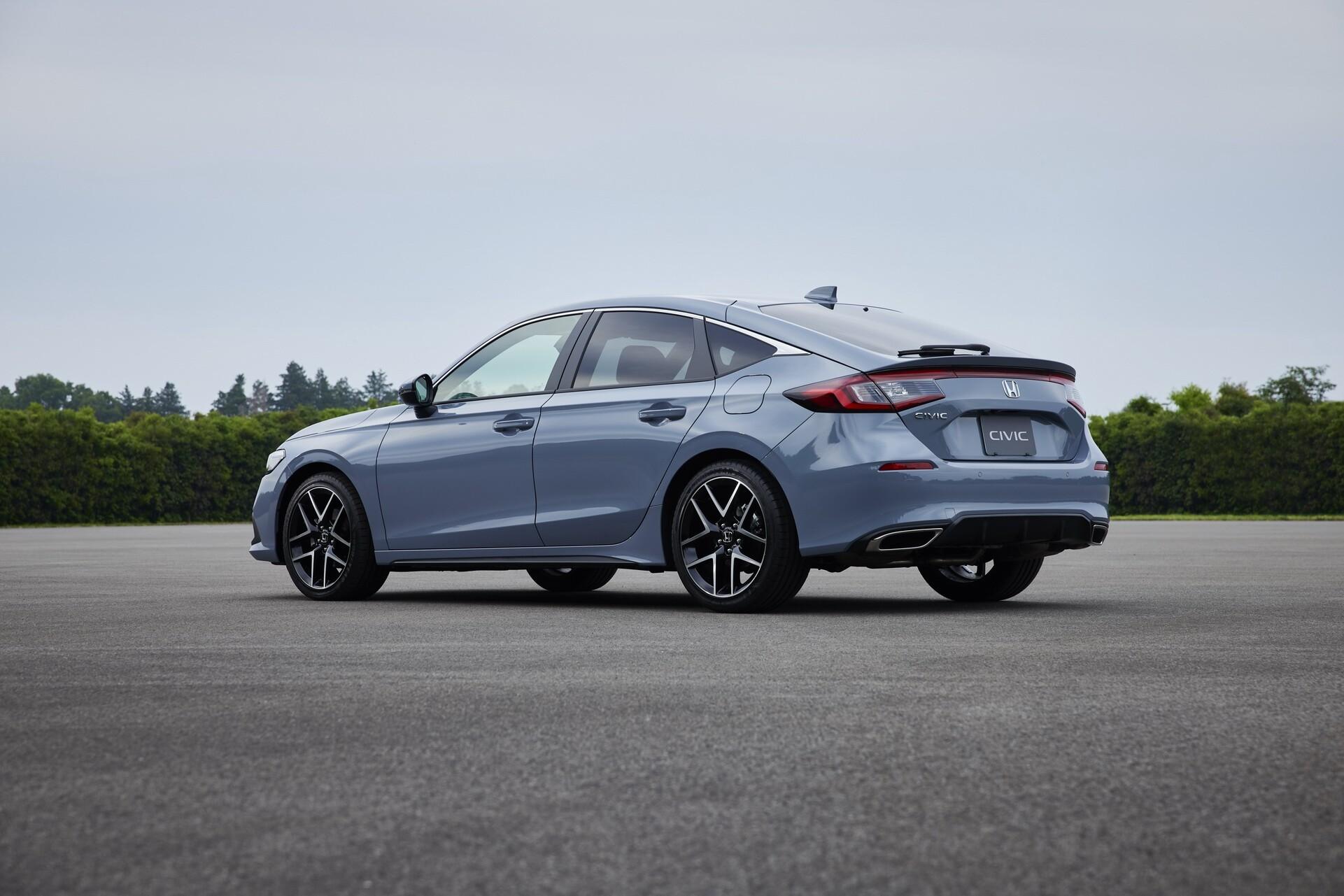 Foto de Honda Civic Hatchback 2022 (9/18)