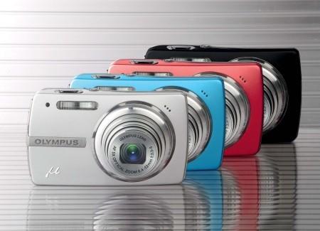 Nuevas cámaras Olympus Mju