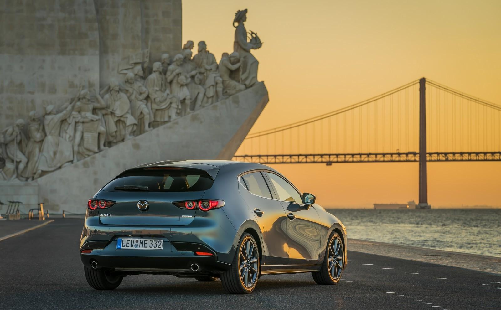 Foto de Mazda3 2019 (122/128)