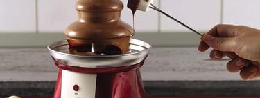 Fondues o fuentes de chocolate: un fichaje top para disfrutar de un momento dulce en casa (y sorprender a nuestros invitados)