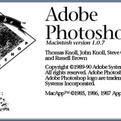 Foto 3 de 24 de la galería evolucion-de-la-interfaz-de-adobe-photoshop-desde-1989 en Xataka Foto