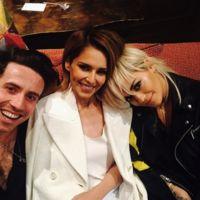 Rita Ora y Cheryl Cole, después de tirarse del moño... ¡tan amigas!