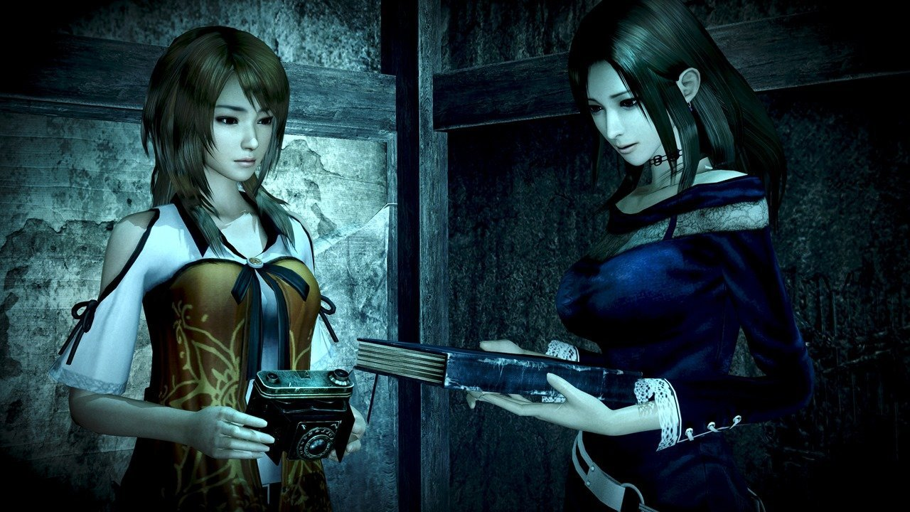 Foto de Fatal Frame The Black Haired Shrine Maiden. (5/13)