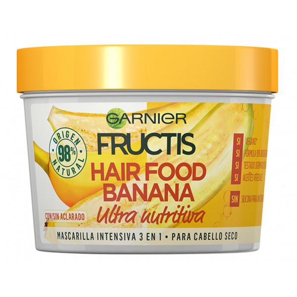 Garnier Fructis Hair Food Banana Mascarilla