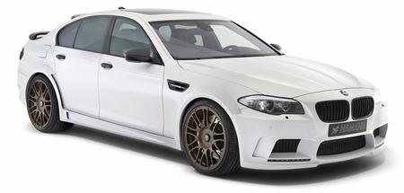 Hamann prepara el nuevo BMW M5