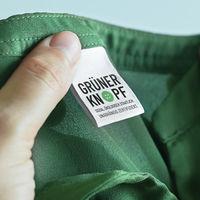 """El """"Botón Verde"""", el sello de Alemania para diferenciar a la ropa producida de forma sostenible"""