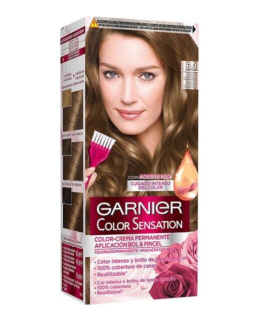 Coloración Permanente Color Sensation Garnier