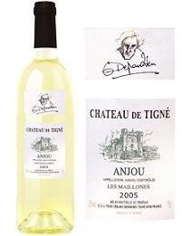 Anjou, un vino de Gérard Depardieu, actor y viticultor